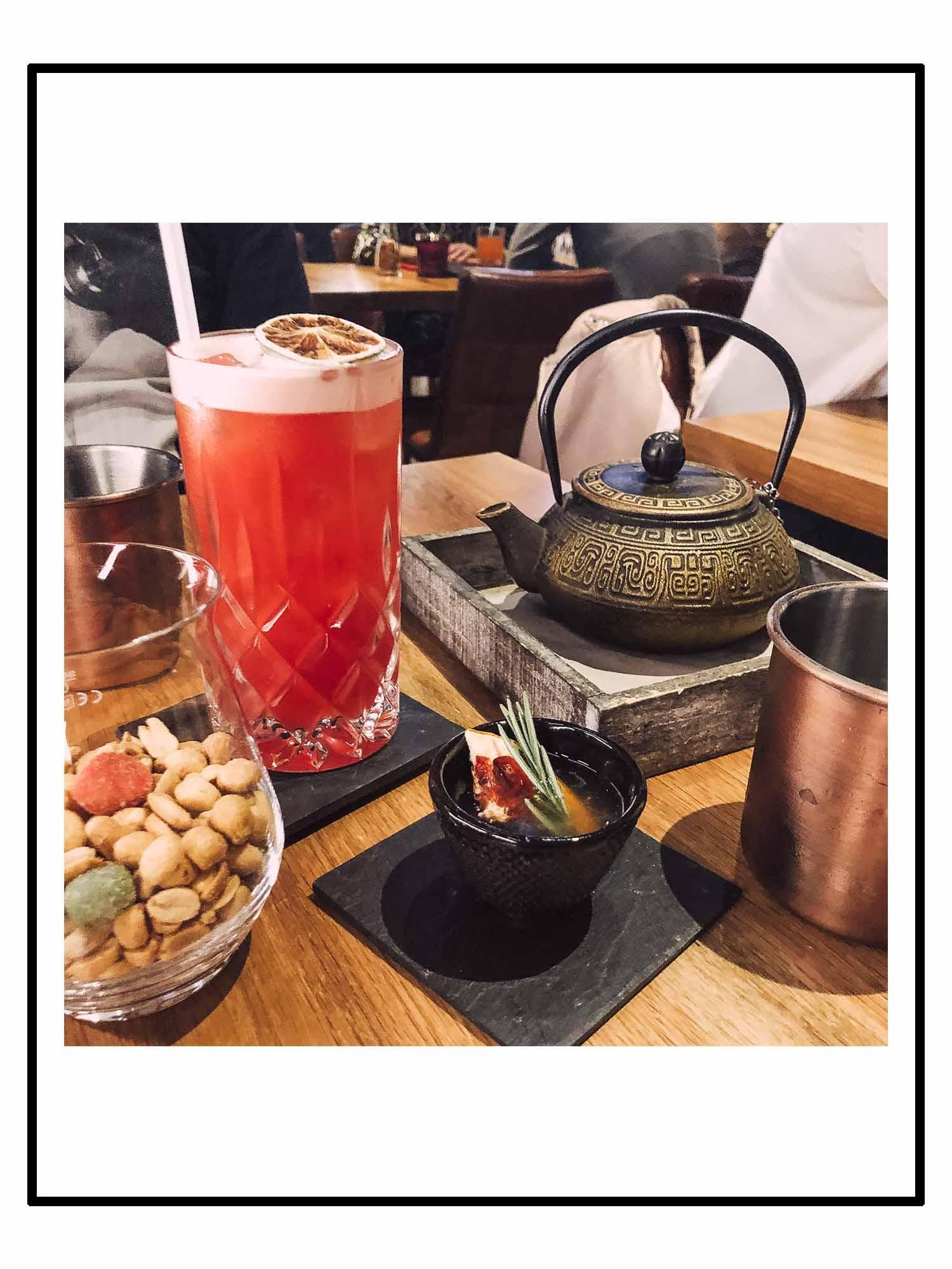 Cocktails 260 Grad Berlin