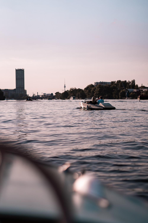 Boote leihen in Berlin