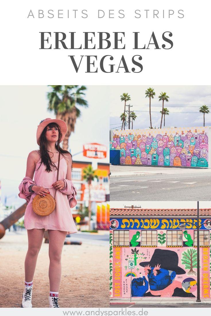 Reisetipps für Las Vegas abseits des Strips