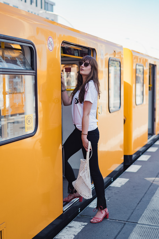 Sommeroutfit Modeblog Berlin