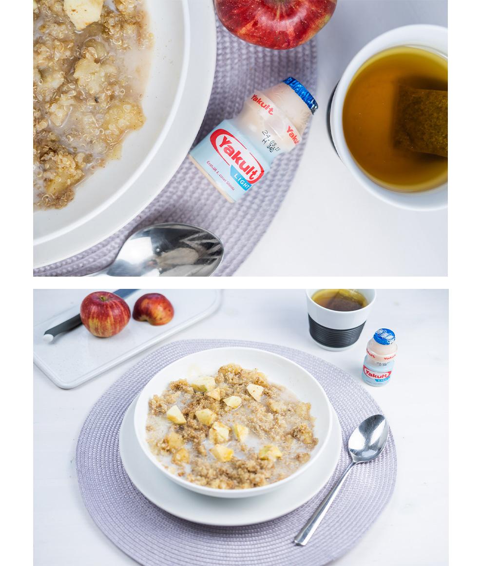 Frühstücksideen mit Quinoa