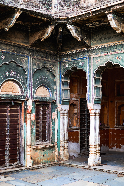 Haveli Indien