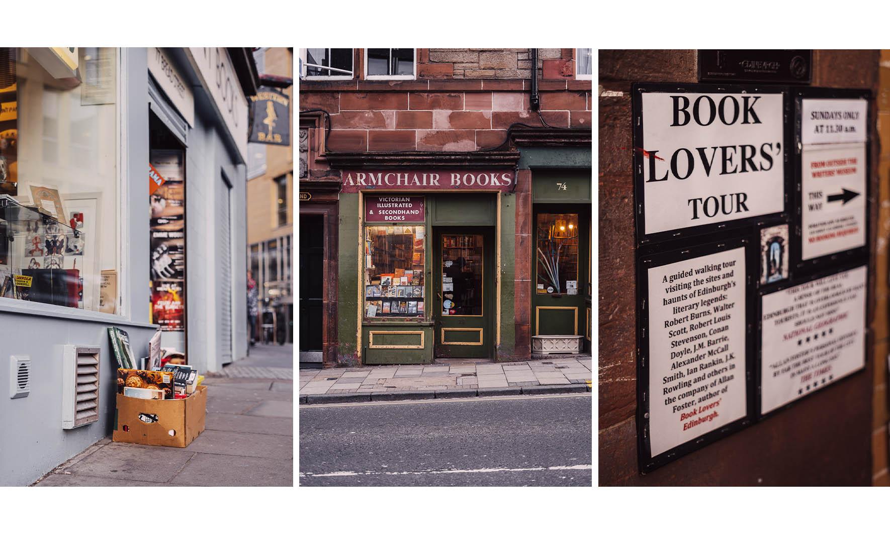 24 Stunden in Edinburgh