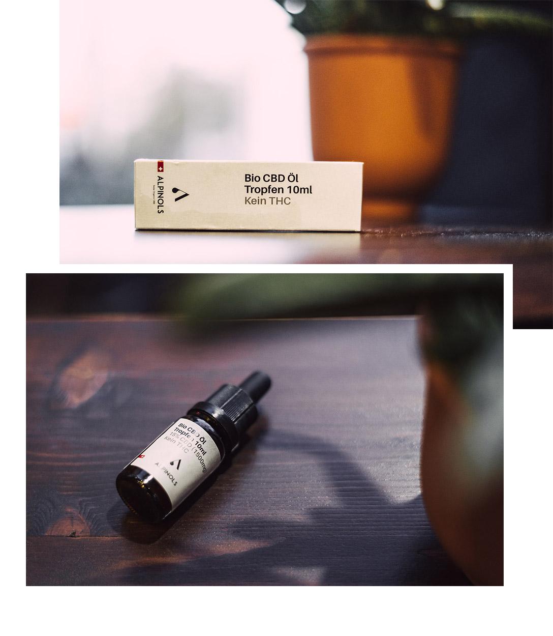 Alpinols CBD-Öl