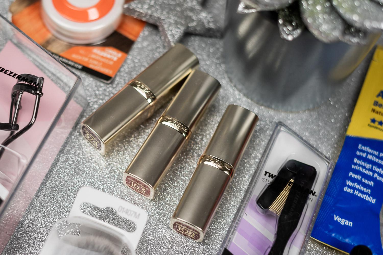 Ideen für dein Weihnachts Make-Up