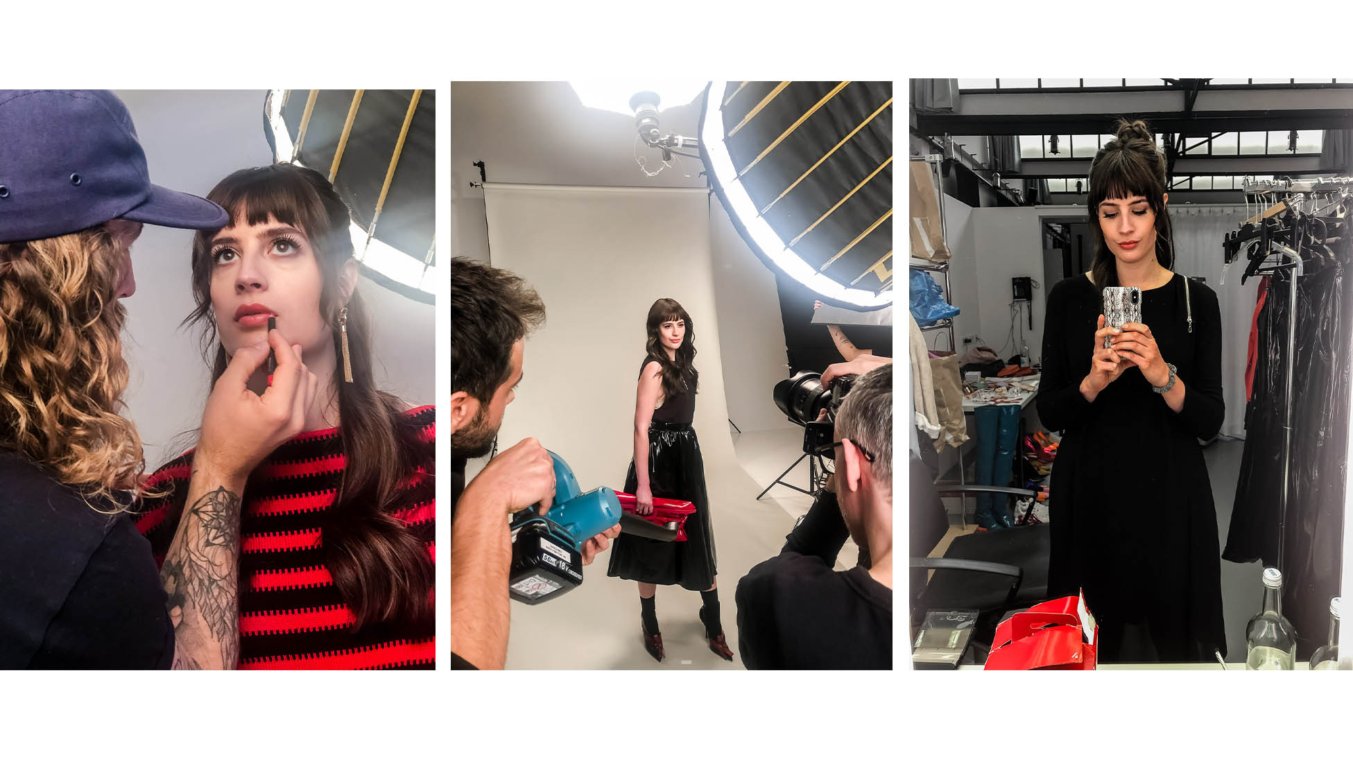 Essential Looks Shooting mit Schwarzkopf Professional