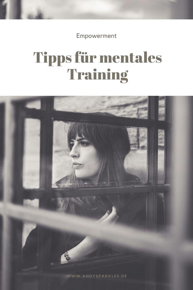 4 Tipps für mentales Training