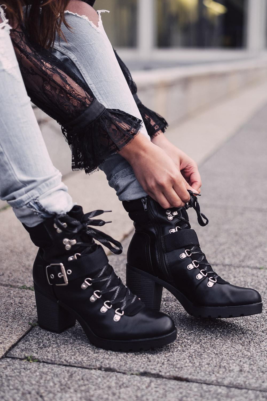 Tipps für ein Outfit Shooting in der Stadt