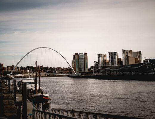 Verbringe ein Wochenende in Newcastle