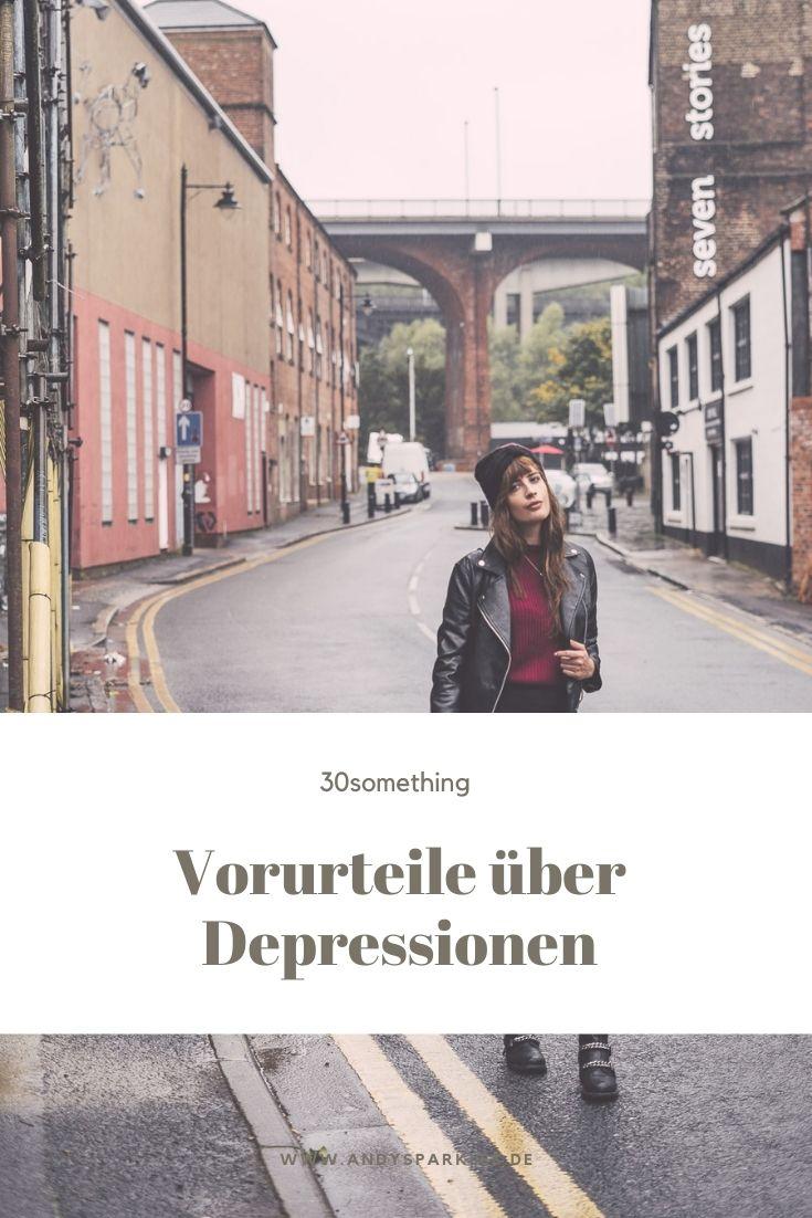 Vorurteile über Depressionen