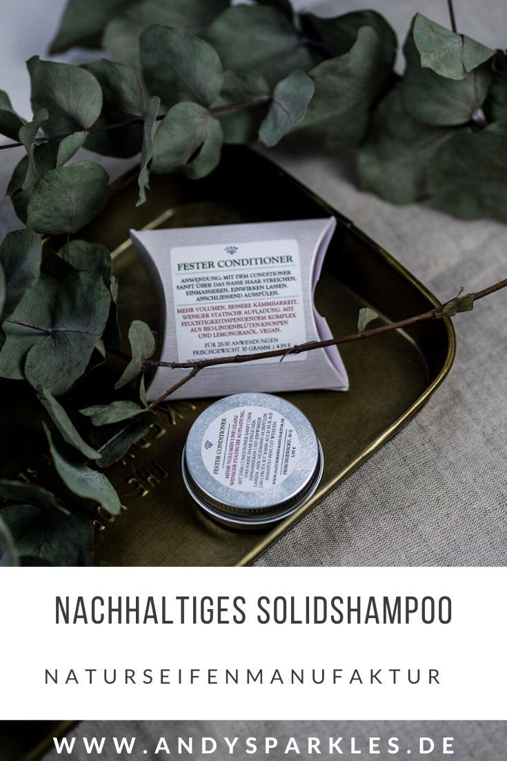 Solidshampoo der Naturseifenmanufaktur