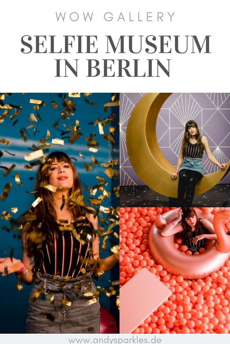 Das erste Selfie-Museum in Berlin