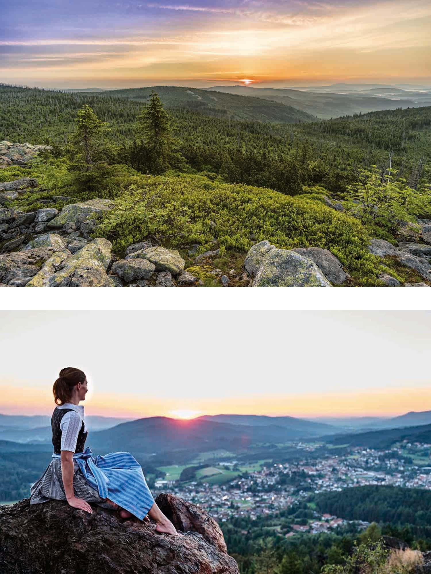 Nachhaltiger Urlaub im Bayerischen Wald