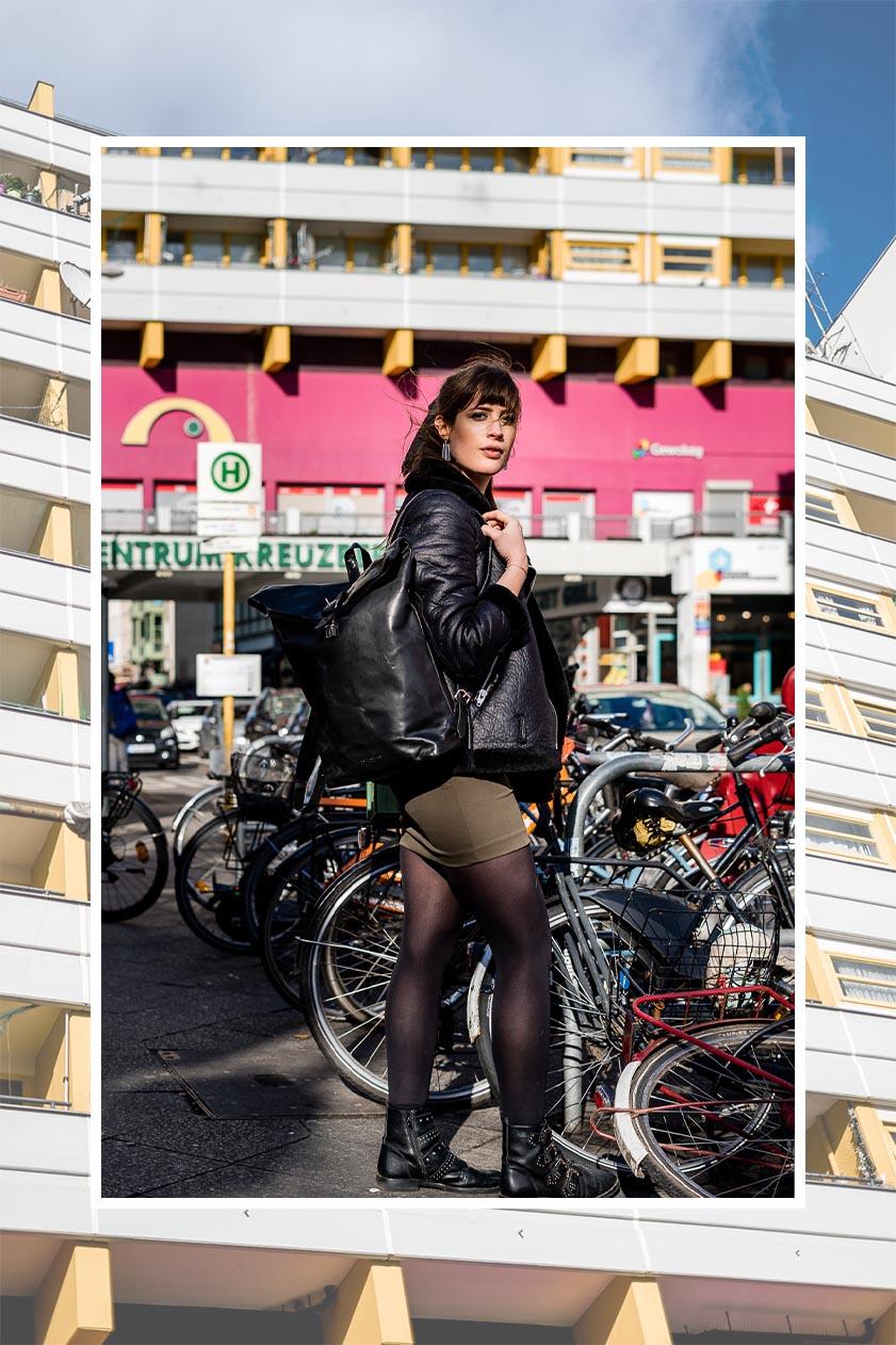 Berlin Outfit für den Frühling