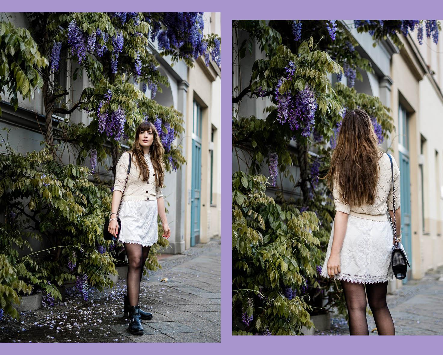 Das perfekte Kleid für den Frühling
