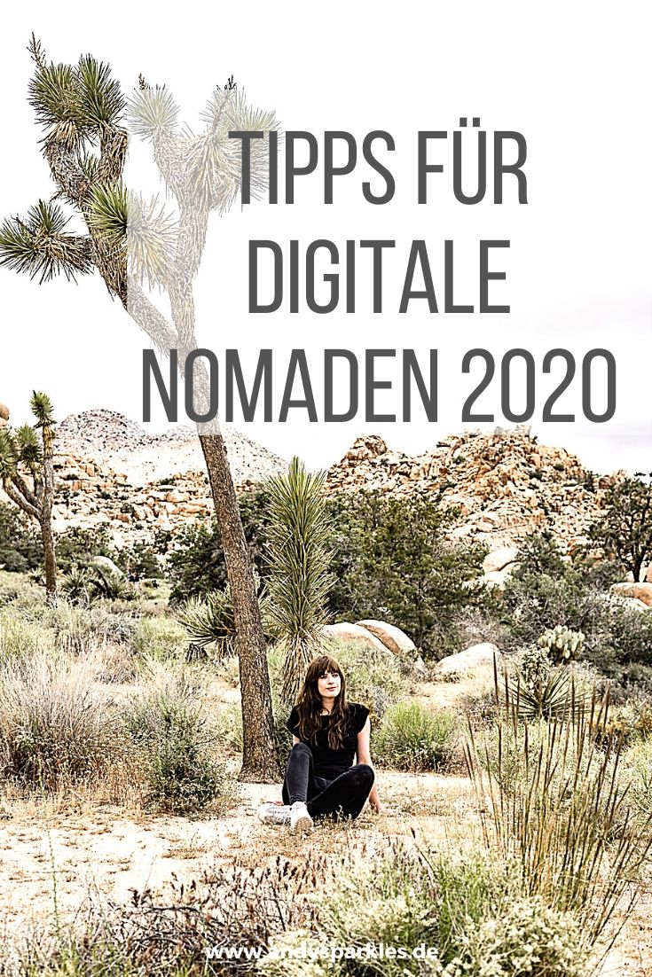 Tipps für Digitale Nomaden 2020
