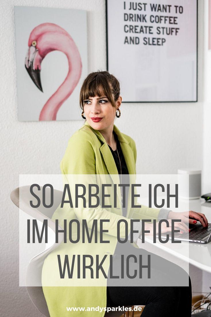 So arbeite ich wirklich im Home Office