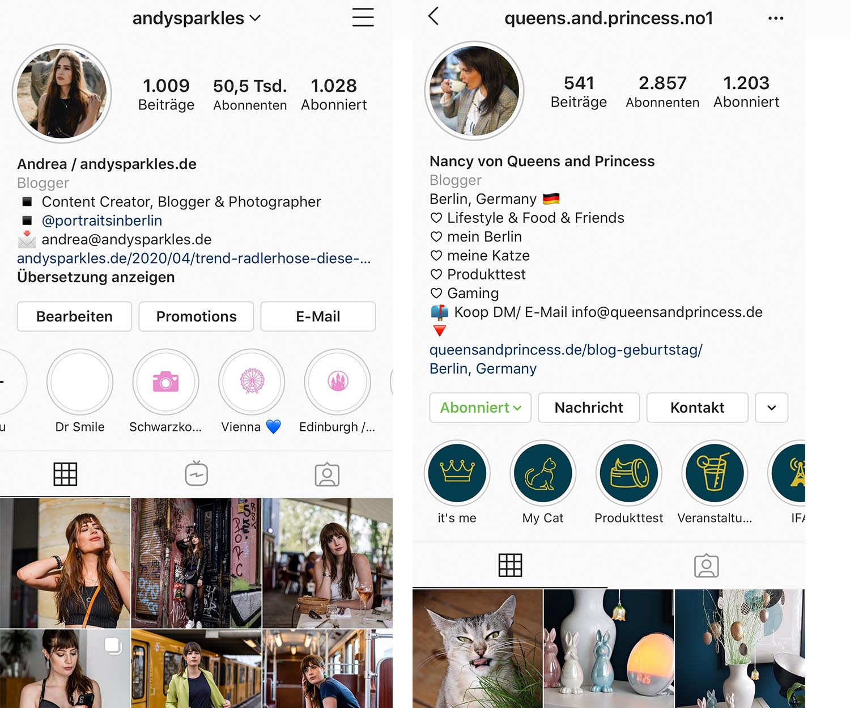 So erstellst du eigene Instagram Story Highlight Icons