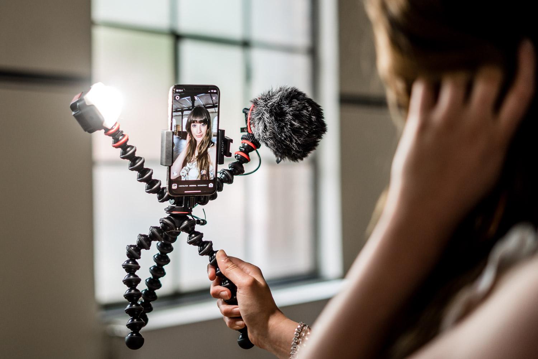 Vlogging-Kit von JOBY