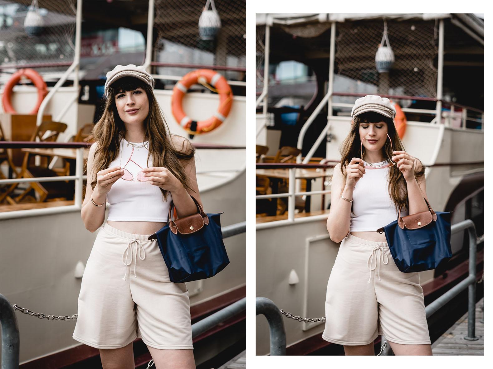 3 Ideen für Sommeroutfits mit Shorts