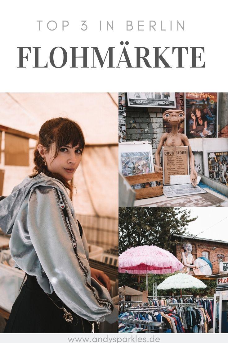 Die schönste Flohmärkte in Berlin