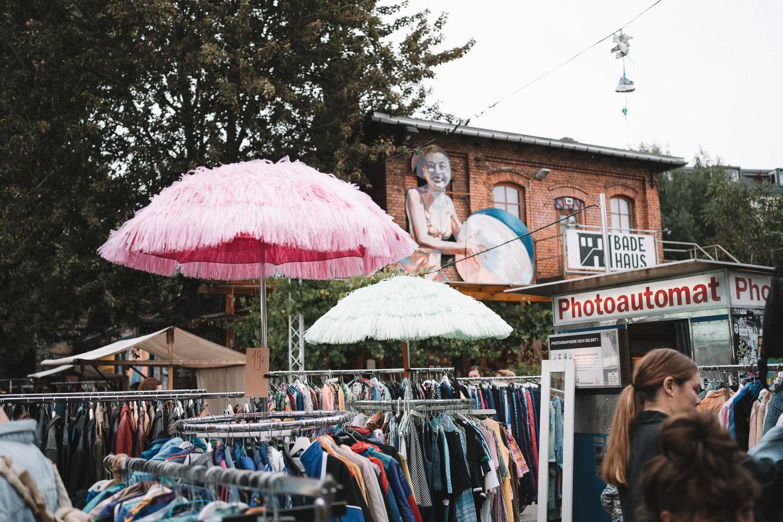 RAW Flohmarkt