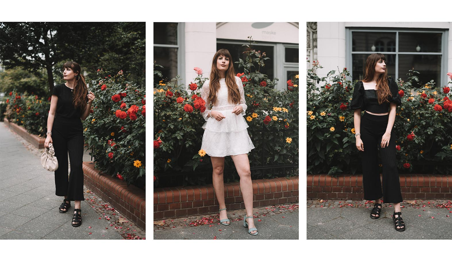Vintage Sommer Outfits