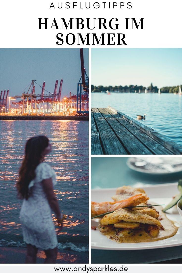 Ausflugtipps für Hamburg im Sommer