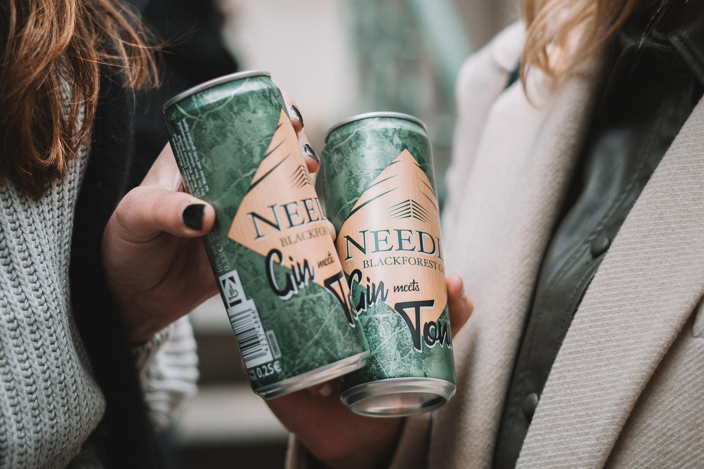 Needle Gin & Tonic ready to drink Dosen