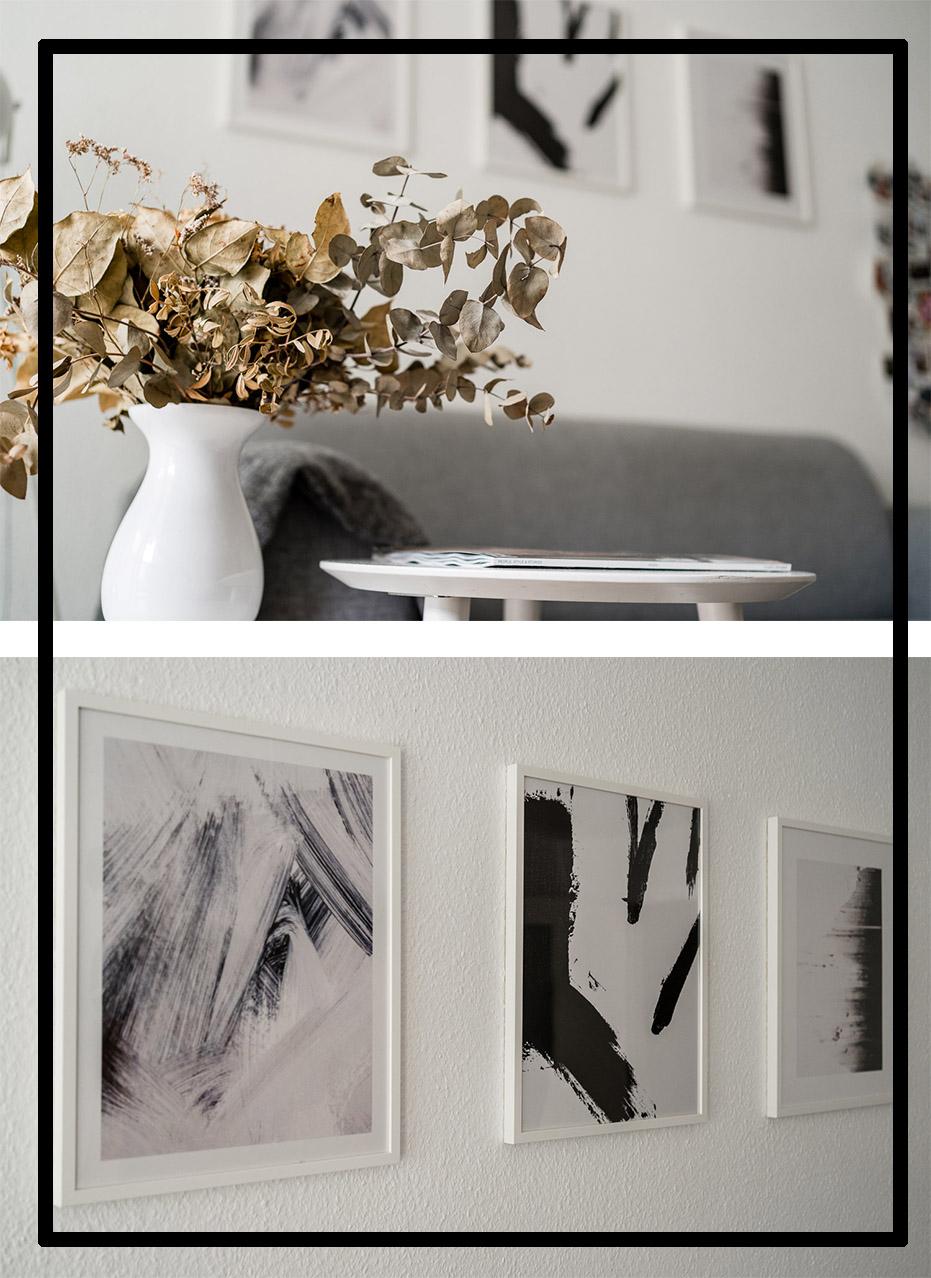 Verwandle dein Zuhause in eine Kunstgalerie