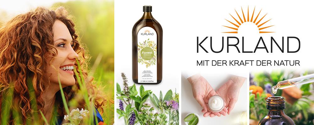 Ziegenbutter-Produkte von Kurland