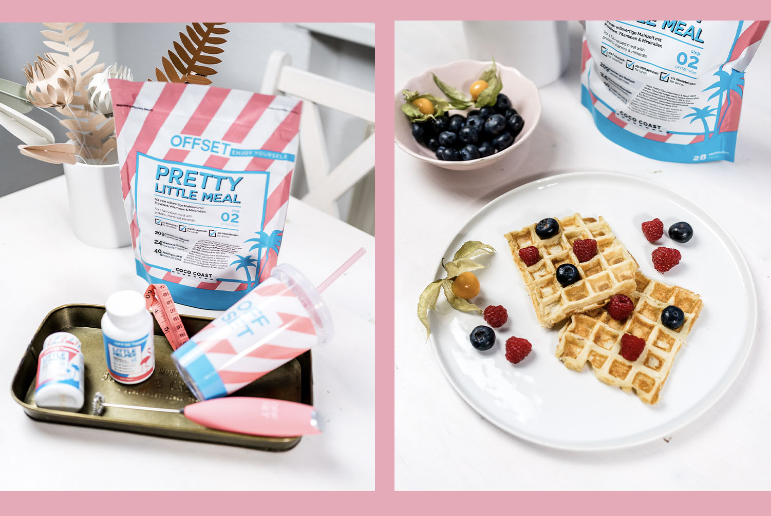 Pretty Little Meal von OFFSET Nutrition