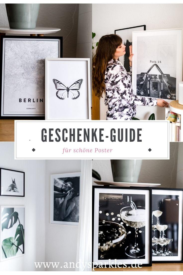 Geschenke-Guide für Poster
