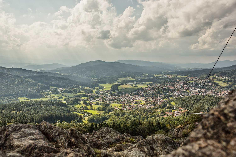Wellness-Winterurlaub im Bayerischen Wald