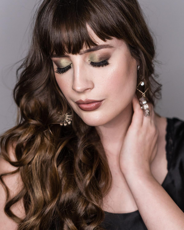 Make-Up bei Augenringen
