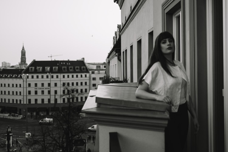 Portrait Berlin Rosenthaler Platz