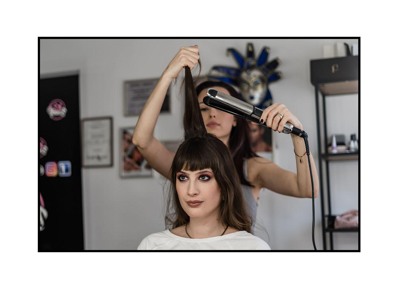 Wie pflege ich lange Haare