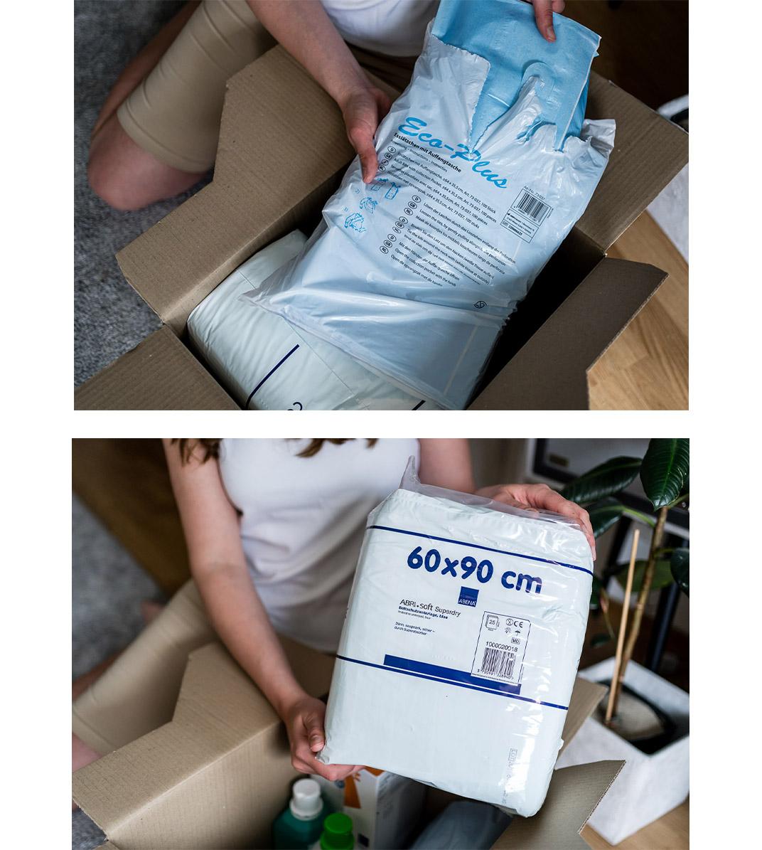 PflegeBox von proSenio