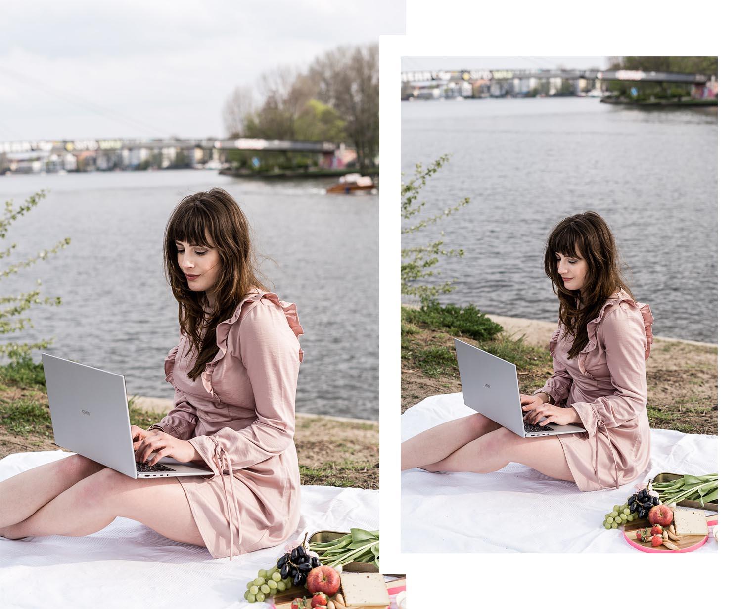 Notebook für Zuhause und Unterwegs