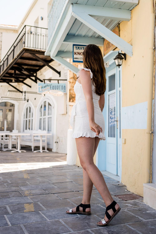 minimalistsche Sommerkleider