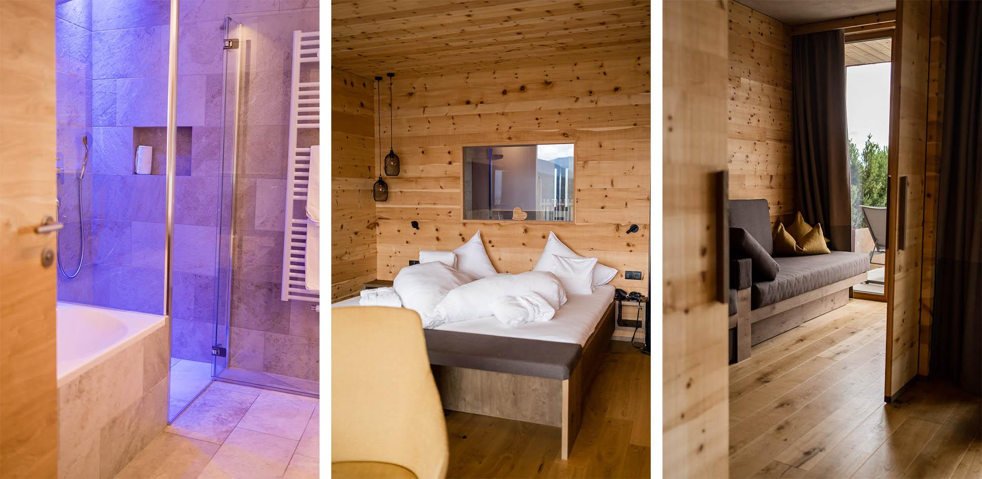 Tratterhof - das Mountain Sky Hotel in Südtirol