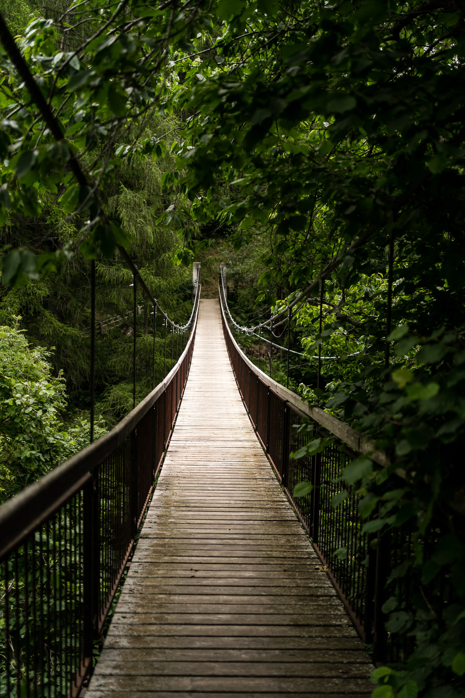 Hängebrücke Naturns