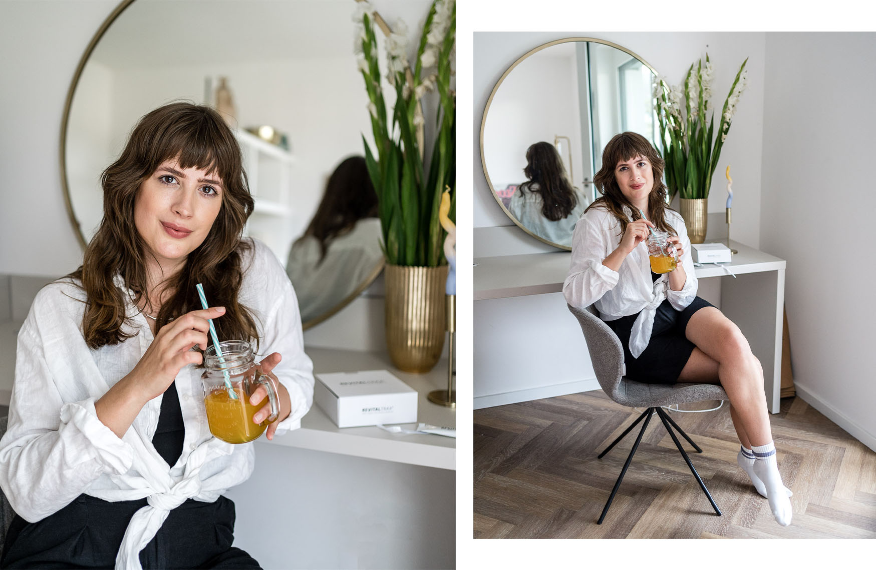Anti-Aging zum Trinken