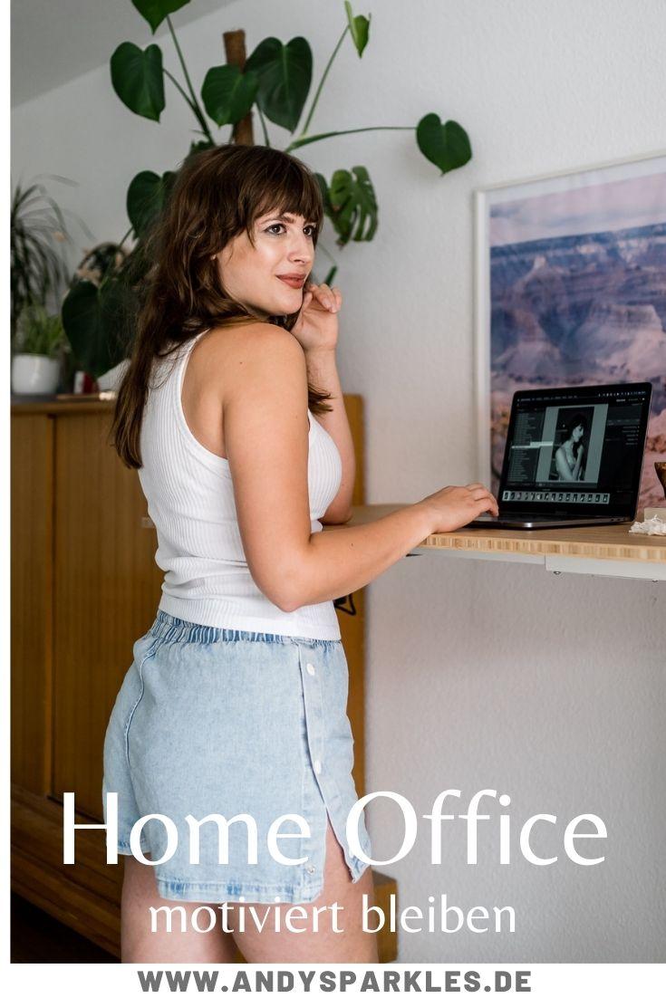 Motiviert im Home Office