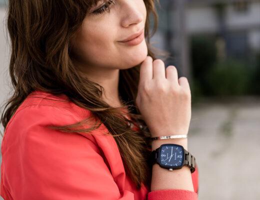 So trage ich meine Armbanduhr aus Naturholz